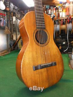 1890s Regal-made Arion Parlor Guitar