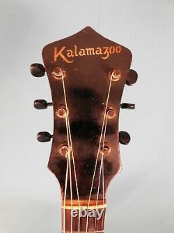 1930s GIBSON MADE KALAMAZOO KG-21 ARCHTOP GUITAR PROJECT