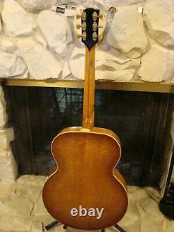 1936, Gibson L-5 Acoustic Archtop Guitar, Great Action &Tone Made in Kalamazoo USA