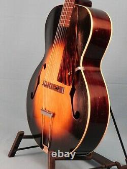 1937 Gibson Made Capital Archtop Guitar
