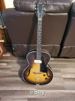 1955 Guild X50 Guitar USA Made New York