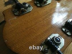 1970 Framus Atlantic Semi Acoustic 335 Electric Guitar Made in Germany