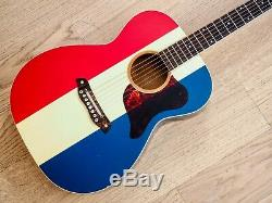 1970 Harmony Buck Owens American Vintage Acoustic Guitar USA-Made with Case