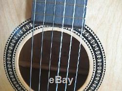 1970's Harmony guitar Model F-70 SOFT+HARD CASE Made In U. S. A. USA