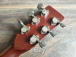1972 Morris W-40 Acoustic Western Guitar (Made in Japan)