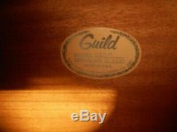 1978 Guild D25M Vintage Acoustic Guitar Made in USA