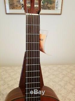 1978s Takamine C-134S Classical Guitar made in Japan with used Hard Case Xlnt Cond