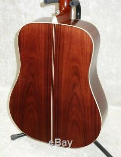 1990 Made in Japan Alvarez Yairi DY59 acoustic guitar with case