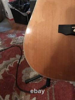 1997-99 Guild DV52-HG withOHSC and K&K Pickup. Made in Westerly RI, USA