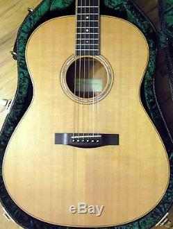 1998 Ted Thompson TM1 & OHSC Custom & Case Hand Made In Canada T1M DL Set Up
