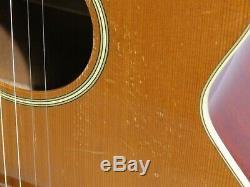 1999 Takamine Santa Fe ESF-40C Electro Acoustic Guitar Made in Japan
