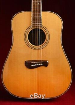 2001 Tacoma DR20 Solid Indian rosewood & Solid Spruce Acoustic Guitar US Made