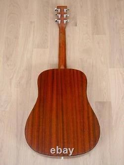 2003 Martin DXM Dreadnaught Acoustic Guitar with Case, USA-Made