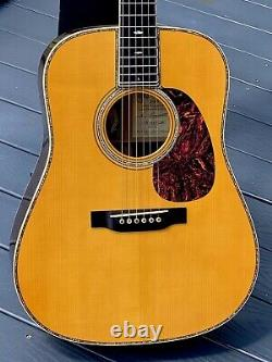 2005 Martin D-45 Mike Longworth Commemorative Edition # 63 of 91 ever made