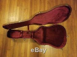 2008 Martin Authentic Dreadnought Case Made By TKL Brown Gator D-18 D-28 D-35