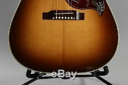 2009 Gibson Hummingbird Madagascar Honeyburst Only 20 Made