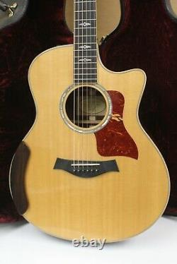 2012 Taylor 816ce-LTD Acoustic Electric Guitar Made in USA Read Desc