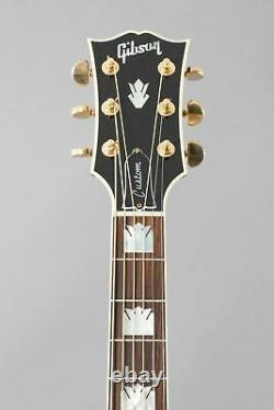 2016 Gibson SJ-200 Amber Burst Quilt Acoustic-Electric Only 40 Made