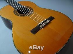 ASTURIAS Classical Acoustic Guitar made by KODAIRA AST30 Solid top withcase 1970s