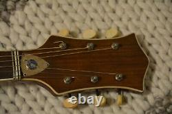 Alte Gitarre Guitar Archtop Jazz Made in Germany