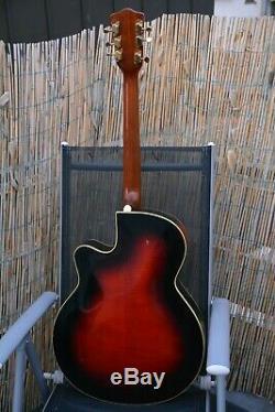 Alte Gitarre Guitar Framus Archtop Made in Germany