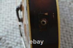 Alte Gitarre Guitar Höfner Hofner Schlaggitarre Archtop Made in Germany