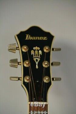 Alte Gitarre Guitar Ibanez Django Made in Japan mit Tonabnehmer