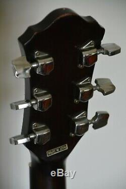 Alte Gitarre Guitar Ibanez Westerngitarre Made in Japan Mit Tonabnehmer