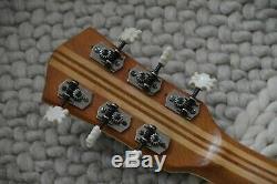 Alte Gitarre Guitar Made in Germany Archtop Schlaggitarre
