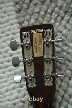 Alte Gitarre Guitar Made in Japan