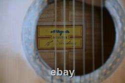 Alte Gitarre Guitar Meistergitarre Made in Germany