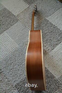 Alte Gitarre Guitar Neshville Musima Massiv Made in Germany