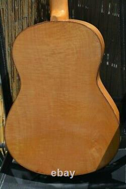Alte Gitarre Hand made Guitar Konzertgitarre