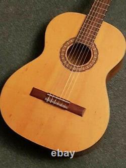 Alte Gitarre Konzertgitarre Guitar Made In Germany