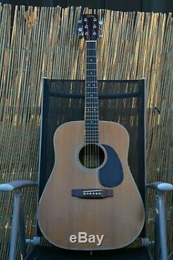 Alte Gitarre Made in Japan Guitar Marvin