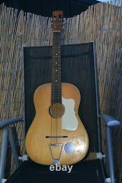 Alte Guitar Gitarre Made in Germany Jazzgitarre