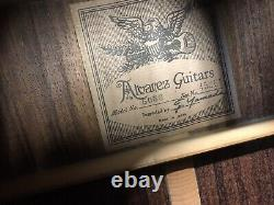 Alvarez 5056 Tree of Life acoustic guitar 1970s made in Japan & vintage Case