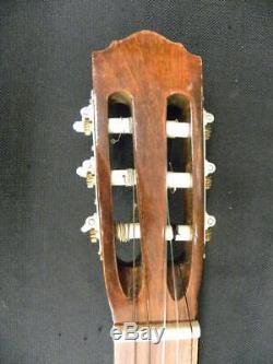 Alvarez Hand Made Classical Guitar Model 4003 with Case Japan c. 1970