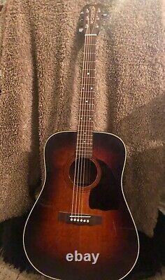 Arbor Acoustic Guitar Gibson Copy Made in Japan