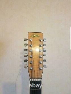 Aria 9454 Akustik Gitarre 1978, top Zustand, Made in Japan