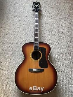 Aria Model 9271 Guild F50R Copy 70s Made In Japan