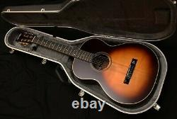Avalon S320A Acoustic Guitar hand Made & Hiscox case