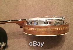 Banjo Ukulele Banjolele Wendell Hall Style Made By Phil Cartwright In 1992 Rare