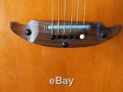 Clarissa Acoustic Guitar Vintage Made In Italy Eko
