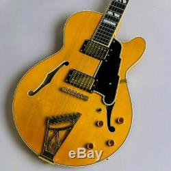 D'Angelico NYSS-3 Excellent Semi Acoustic Guitar 14.8 inches Made in Japan