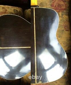 David J. Hodson Gypsy Jazz Guitar Model 503GN made in 1995