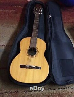 Di Giorgio Classic Guitar 1988 Estudante No. 18 Made In São Paulo Brazil
