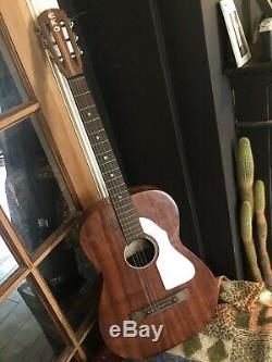 EKO Colorado Vintage acoustic Guitar Made in italy 1960s RARE good Condition