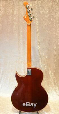 EKO Dragon Bass Made in Italy rare beautiful vintage popular EMS F / S