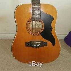 EKO RANGER 60/70S Vintage Acoustic Guitar Dreadnought. Made In Italy